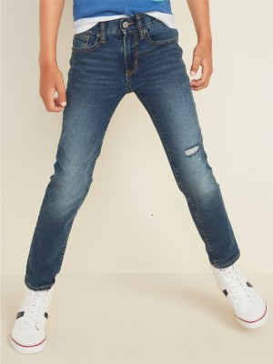 Джинсы Old Navy Skinny Built-In Flex синий Old Navy