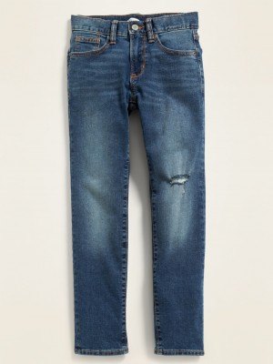 Джинсы Old Navy Skinny Built-In Flex синий Old Navy фото 1