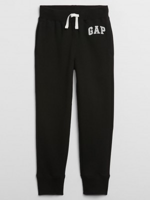 Спортивные штаны GAP true black  черные GAP
